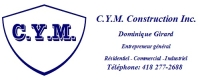 C.Y.M Construction Inc.