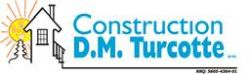 Construction D.M. Turcotte JM inc.