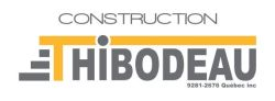 Construction Thibodeau